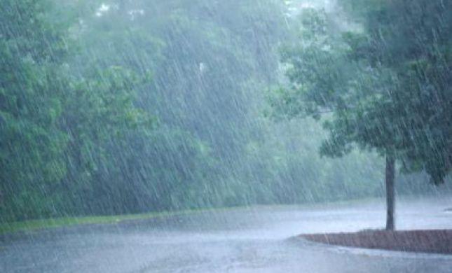 """התחממות נוספת; גשום וסוער: תחזית מזג האוויר לסופ""""ש"""
