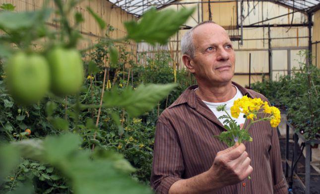 פרופ' דני זמיר זכה בפרס ישראל בתחום החקלאות