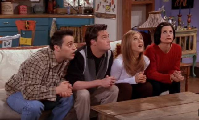 """הבשורה שמשגעת את מעריצי הסדרה """"חברים"""""""