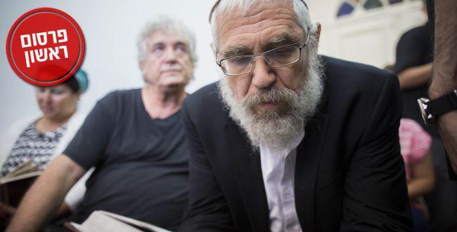 למרות ההתחייבות: הרב אלון חזר להעביר שיעורים