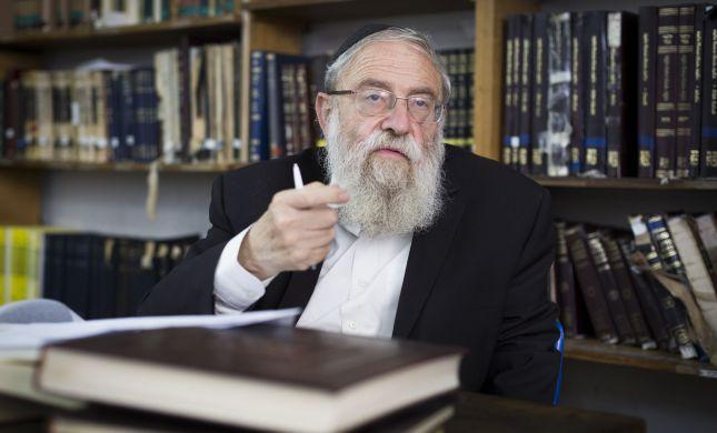 """בחסות השר מש""""ס: ביזוי של הרב הראשי לירושלים"""
