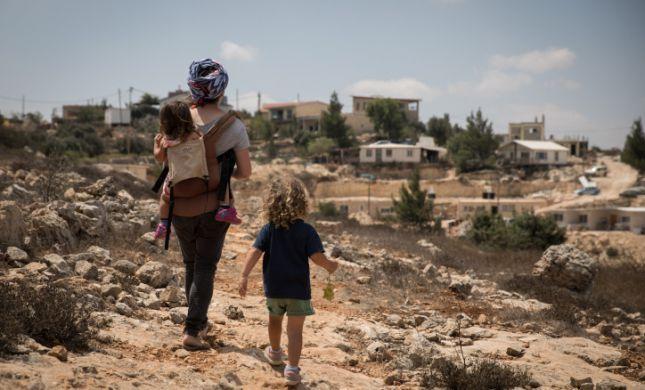 463,901 מספר היהודים החיים ביהודה ושומרון