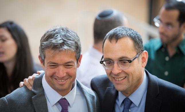 חברי הכנסת הנדל והאוזר מתבצרים בעמדתם