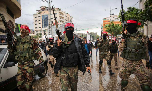 הג'יהאד האיסלאמי הגיב על חיסול המחבלים הבוקר