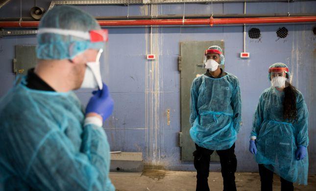 """הקורונה מתפשטת: עוד 10 חולים בישראל, סה""""כ: 39"""