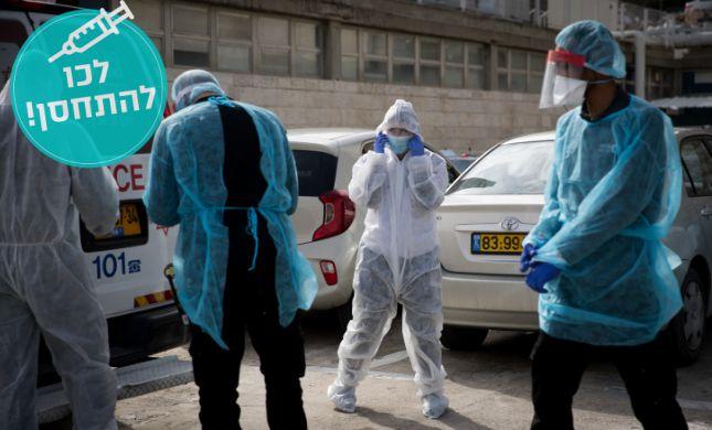 בהלה בממלכה: אדם נדבק בקורונה בלונדון