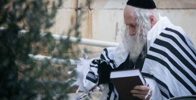 הרב ברלנד נקלט כעת בבית מעצר ניצן ברמלה