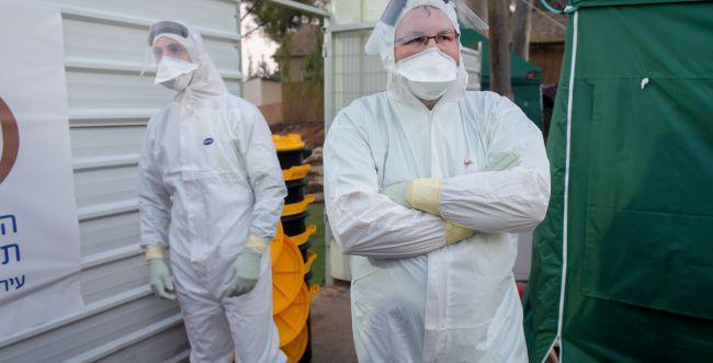 חולים 24 ו-25 בקורונה בארץ: חזרו מספרד ואתונה