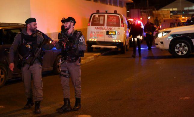 12 חיילים נפצעו בפיגוע דריסה בירושלים; אחד קשה