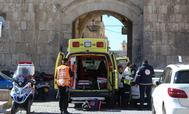 פיגוע ירי בהר הבית; המחבל - ערבי ישראלי שהתאסלם