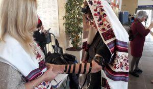 חדשות המגזר, חדשות קורה עכשיו במגזר, מבזקים באישור סמוטריץ': נשות הכותל הקימו דוכן תפילין