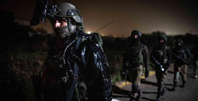 """צה""""ל איתר את גופת המחבל מפיגוע הירי ליד היישוב דולב"""
