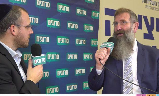 """הרב בירנבוים: """"הציונות לא נמדדת רק בעליה לארץ"""""""
