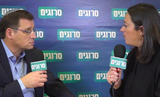 """גאל גרינוולד באולפן: """"אחינו בחו""""ל צריכים את ישראל"""""""