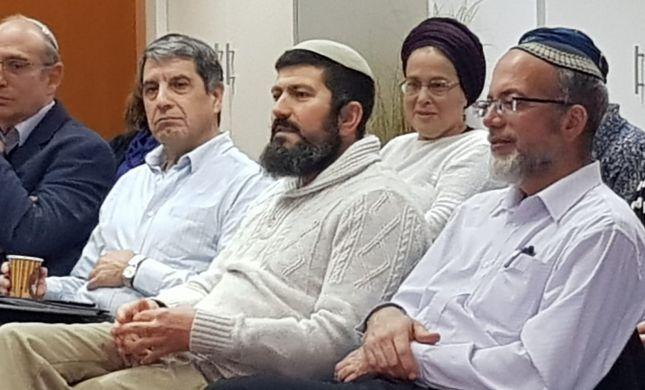 יום עיון בירושלים לסוגיית הגיור במדינת ישראל