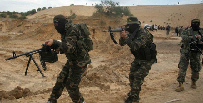 """צה""""ל: """"סיכלנו 3 פעילי חמאס, הולכים לימי לחימה"""""""
