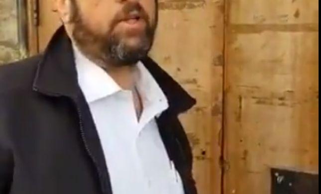 השטיבלך איצקוביץ' ננעל, לאחר ביקור המשטרה