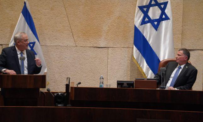 ניצחון לכחול לבן: הוועדה המסדרת אושרה בכנסת