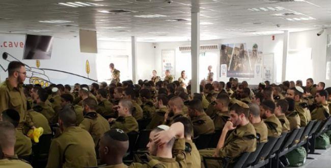 """החייל שתיעד התקהלות בבקו""""ם נשפט לריתוק"""