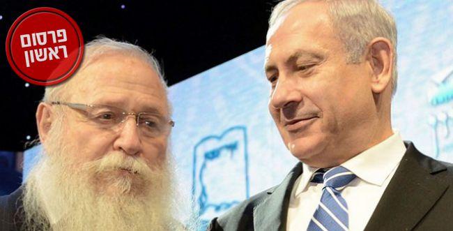 הרב דרוקמן שוחח עם נתניהו: ראוי לעמוד בהתחייבות