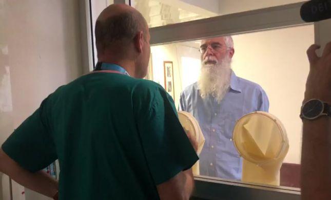 הרב זינגר החלים מקורונה ושוחרר מבית החולים