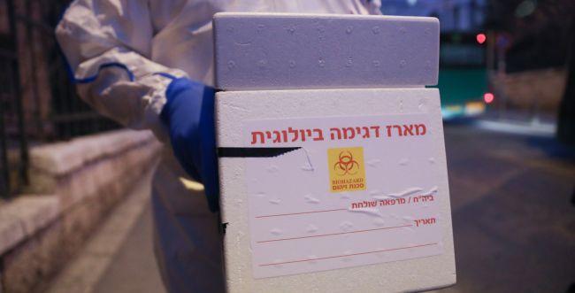 הקורונה בישראל: 1434 אובחנו ביממה האחרונה