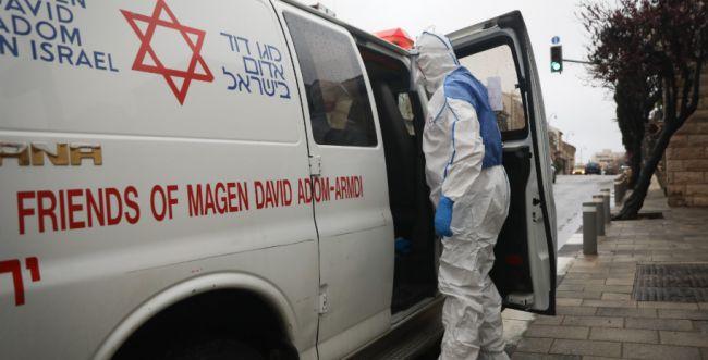 נפטר חמישי מנגיף הקורונה בישראל