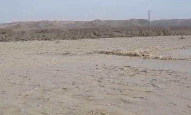 נזקי מזג האוויר: עשרות כבישים נחסמו לתנועה