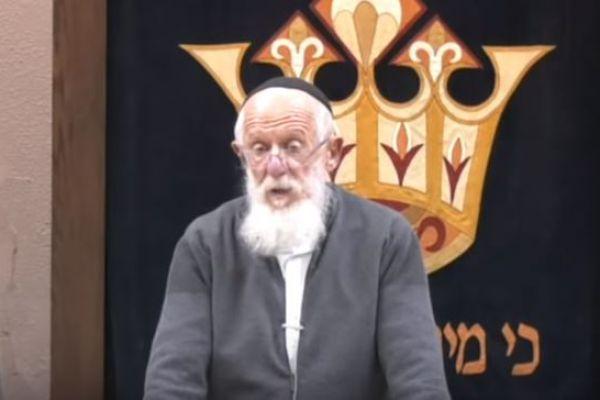 """הרב יעקב מדן: """"זה יום קשה מאוד"""""""