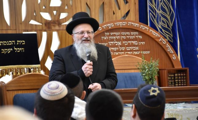 """הרב שמואל אליהו: """"מפלגת ימינה זנחה את הרבנים"""""""