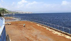 ארץ ישראל יפה, טיולים, מבזקים ממשיך לעלות: מפלס הכנרת בנקודת שיא חדשה