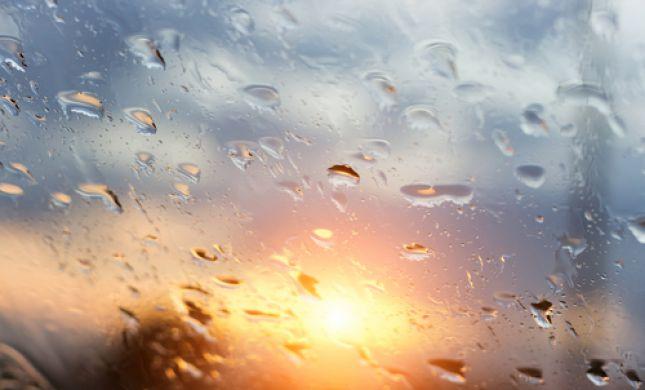 התקררות, טפטופים וגשם: תחזית מזג האוויר