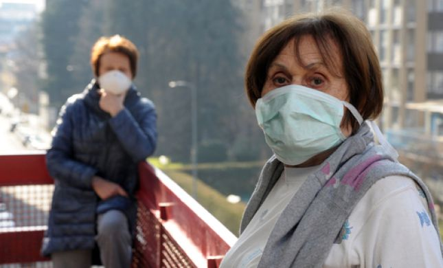 קטסטרופה באיטליה: שיא במספר המתים ביום