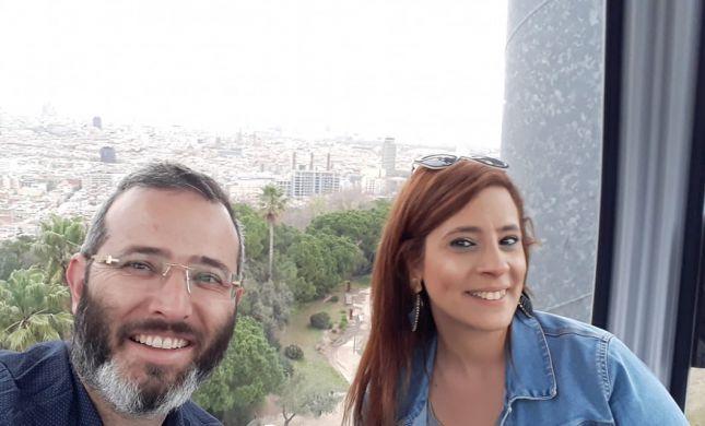 מרגש:אשתו של הרב שנהרג באסון הכרמל התארסה