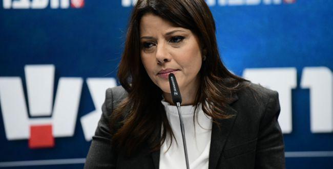 אורלי לוי הגישה בקשה להתפצל ממפלגת העבודה