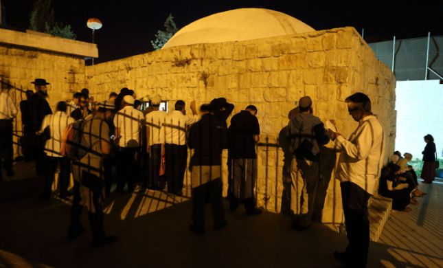 בעקבות הקורונה: נדחתה הכניסה החודשית לקבר יוסף