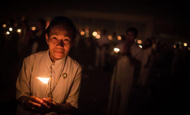 עובד זר מתאילנד רצח עובד זר אחר בדקירות סכין