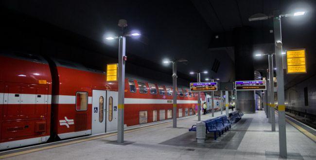 חולת קורונה נסעה ברכבת ובאוטובוסים- אלו המקומות: