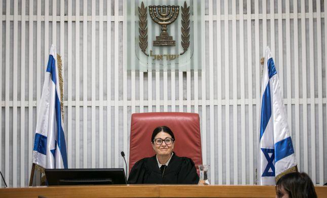 אסתר חיות: מערכת המשפט לא הושבתה