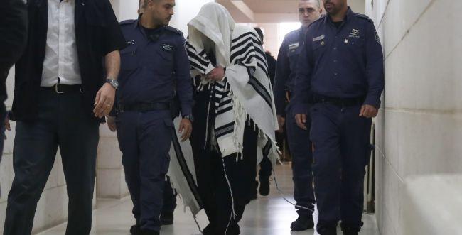 מעצרו של אליעזר ברלנד הוארך עד להודעה חדשה