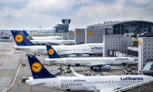"""נתב""""ג נותר ריק: חברות תעופה ביטלו טיסות לישראל"""