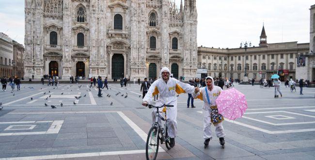 שיא באיטליה: מעל 16 אלף חולי קורונה נדבקו ביממה