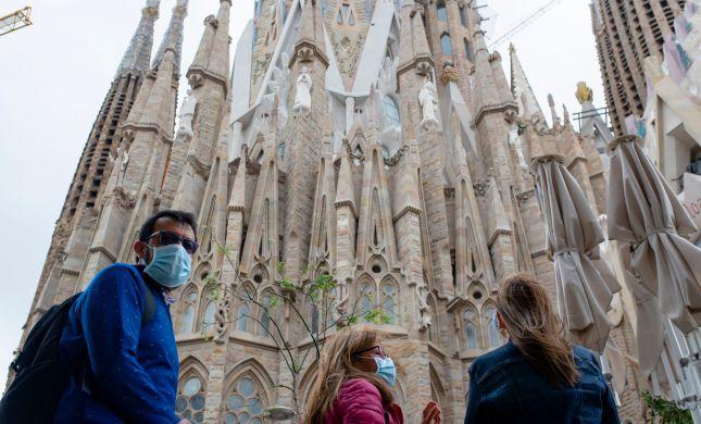 המשבר בספרד נמשך: מעל 100 אלף נדבקים בקורונה