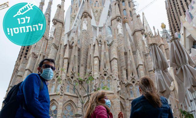 הגל השני באירופה: שיאי נדבקים ברחבי היבשת