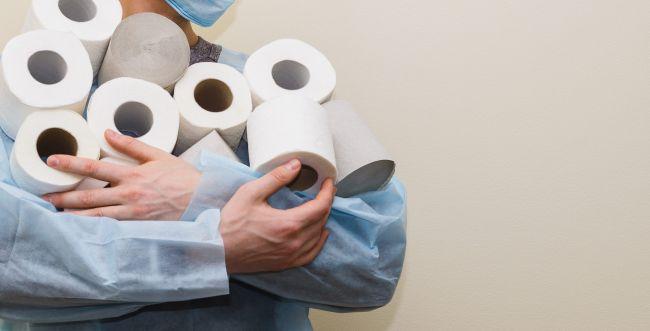 אתר חדש מציג: לכמה זמן יספיק מלאי נייר טואלט?