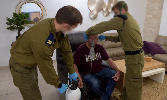 שייטת 13 פיתחו חמצן רפואי בבלון צלילה