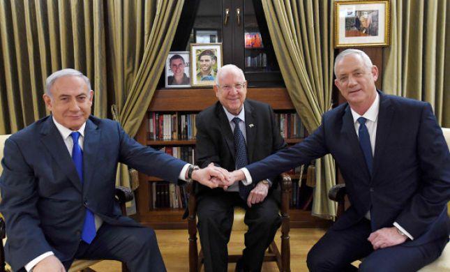 """""""עלה בידי"""": נתניהו הכריז על הממשלה ה-35"""