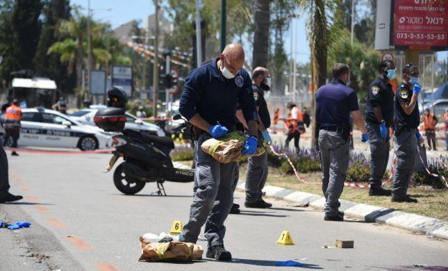 פיגוע בכפר סבא ביום הזיכרון: בת 60 נפצעה קשה