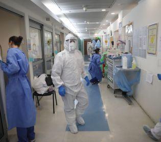 חדשות בריאות, חינוך ובריאות סטטוס קורונה: 65 חולים חדשים; מס' המונשמים יורד