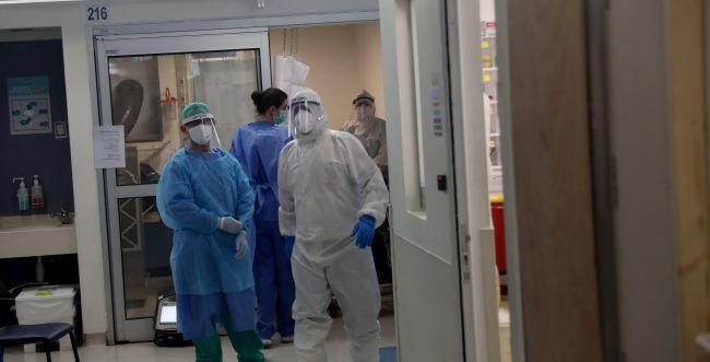 הקורונה בישראל: ירידה משמעותית במספר החולים